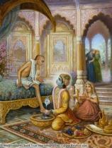 krishna - sudama