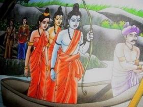 kevat - the boatman in ramayana