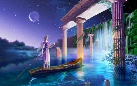 boat-woman